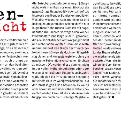 Klein und-Kunst, Nr. 7, Dez 1997