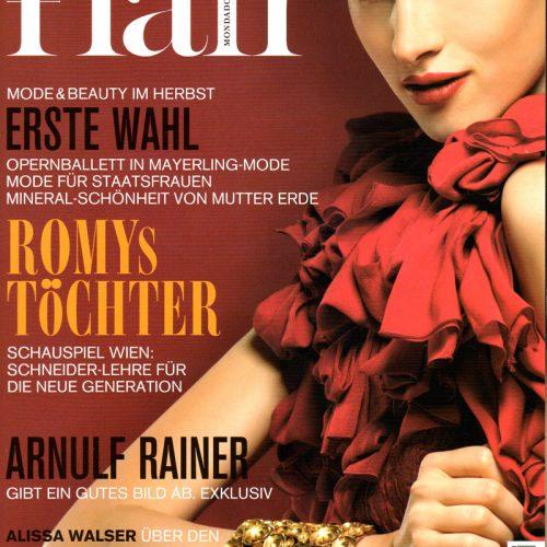 Cover | Flair | Oktober, 2008