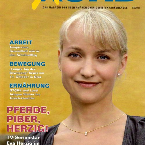 Xund   Cover März, 2011