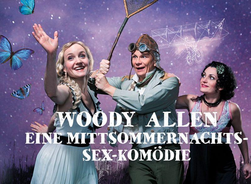 """""""Eine Mittsommernachts-Sex-Komödie"""" auf der Rosenburg"""